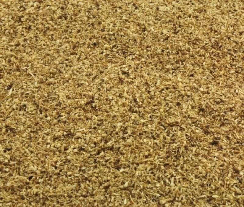 pieczarka mąka detal