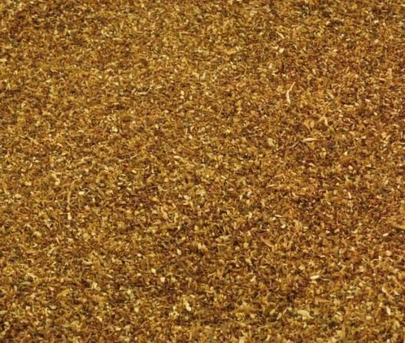 podgrzybek mąka detal
